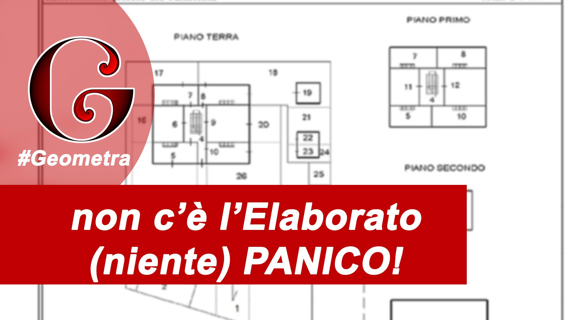 Docfa Se Manca L Elaborato Planimetrico 3 Soluzioni Danilo Torresi