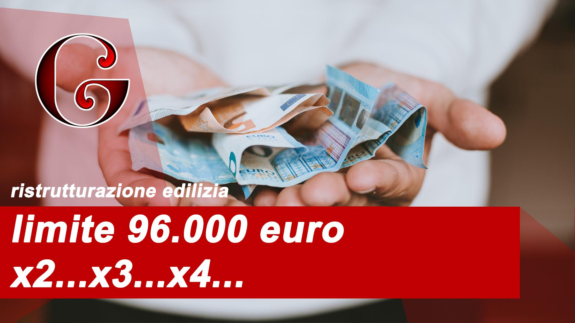Documenti Per Ristrutturazione Bagno come usufruire due volte del limite di 96.000 euro nella