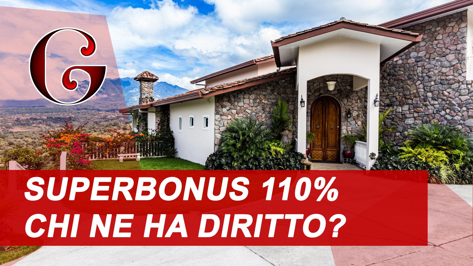 Superbonus 110 Chi Ne Ha Diritto Condomini E Persone Fisiche Circolare 24e Agenzia Delle Entrate Danilo Torresi